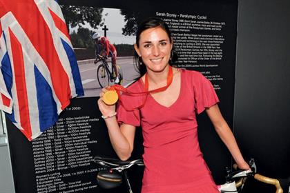 Sarah Storey: Links of London brand ambassador