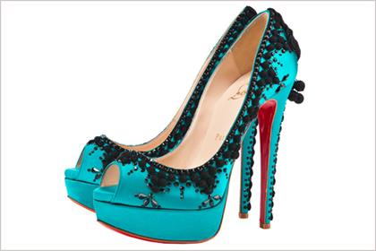 Christian Louboutin: wins trademark case