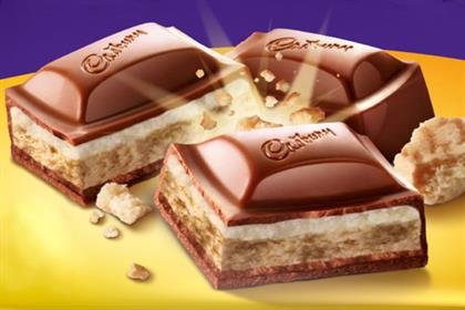 Cadbury: launches two chocolate bars with social media support