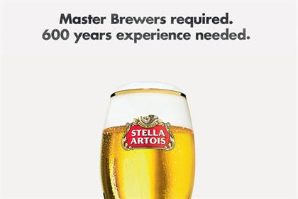 Stella Artois: new ads by Mother focus on heritage