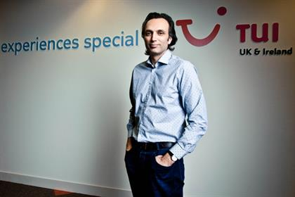 Jeremy Ellis, marketing director, TUI Travel