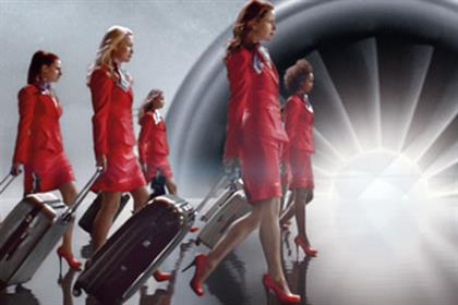Virgin Atlantic: 'your airline's either got it or it hasn't' campaign
