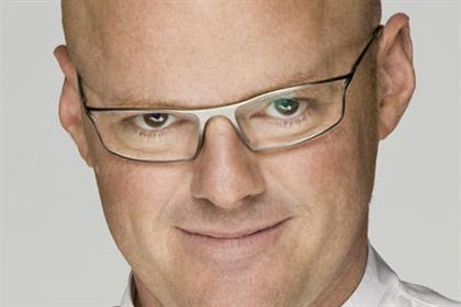 Heston Blumenthal: launches Waitrose range