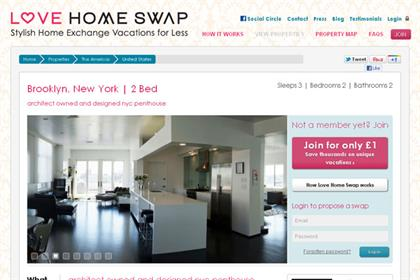 Love Home Swap: launches multimedia marketing campaign next month