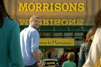 Morrisons: 2011 'Freddie' Flintoff campaign