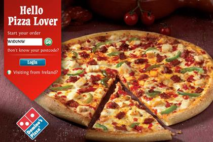 Domino's Pizza: iPad app helps boost sales