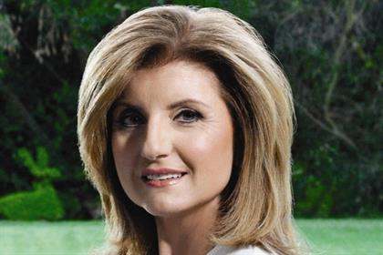 "Arianna Huffington: launches ""Third Metric"" philosophy"