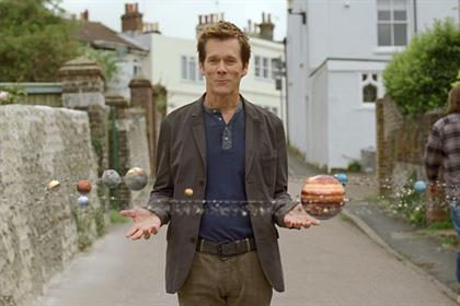 EE: launch campaign starring Kevin Bacon