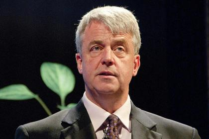 Health secretary Andrew Lansley (picture by Tony Hill)