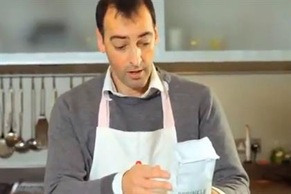 Alistair McGowan: joins the Fairtrade Steppers