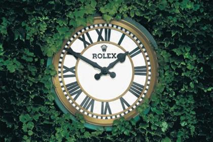 Rolex tops Consumer Brands chart