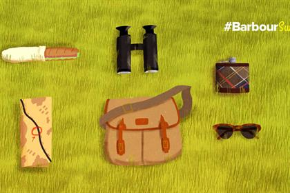 New #BarbourSummer campaign illustrates consumers' stories