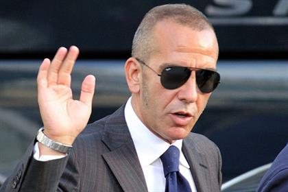 Paolo Di Canio: Sunderland manager (picture credit: Hilton Teper)