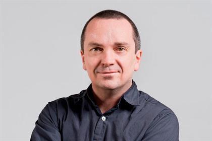 Conor Brady, chief creative officer, Critical Mass