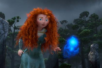 Brave: animated film highlights VisitScotland's tie-up with Disney