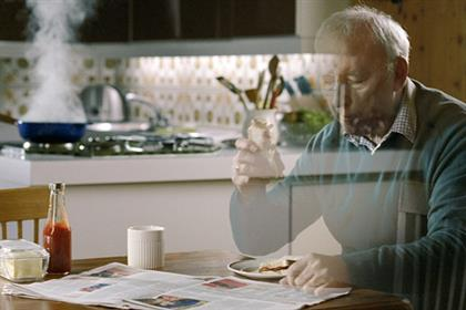 DoH: recent ad campaign raising awareness of dementia by DLKW Lowe