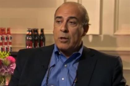 Muhtar Kent: Coca-Cola's chief executive talks to CNN