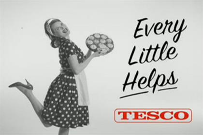 Tesco: recent Diamond Jubilee ad by The Red Brick Road