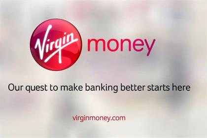 Virgin money: better banking push