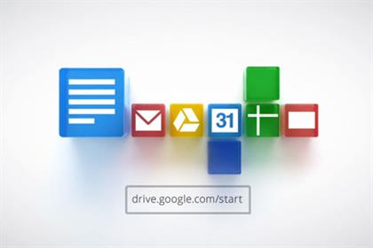 Drive: Google launches cloud storage service