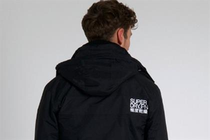 Superdry: is the pseudo-Japanese range might be suffering from overexposure?