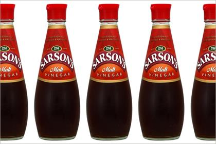 Sarson's: Premier Foods sells vinegar brand