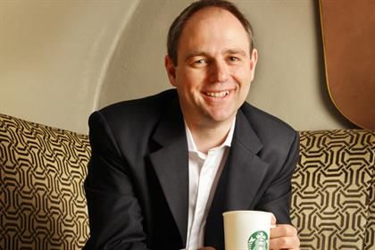 Ian Cranna: vice-president of marketing at Starbucks UK