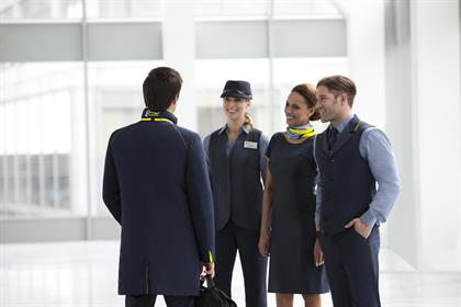 Eurostar: unveils uniform revamp