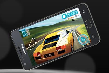 Samsung: Galaxy S2 model