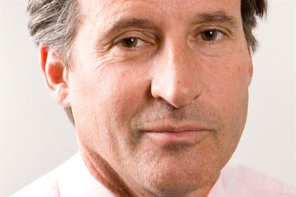 Lord Coe: defends McDonald's