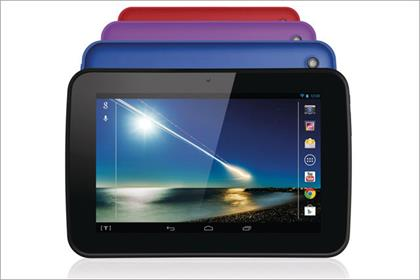 Tesco: unveils Hudl tablet