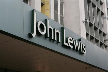 John Lewis: challenged over pay rates for its clearners
