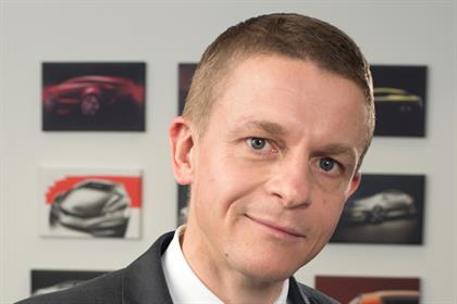 Mark Hopkins: new Kia UK marketing director