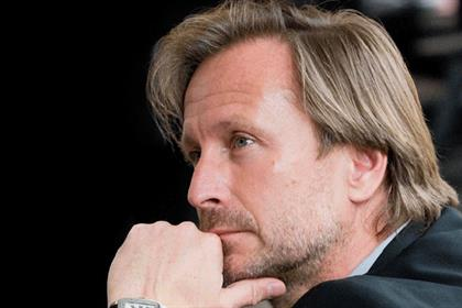 Marc Mathieu: senior vice-president of marketing at Unilever
