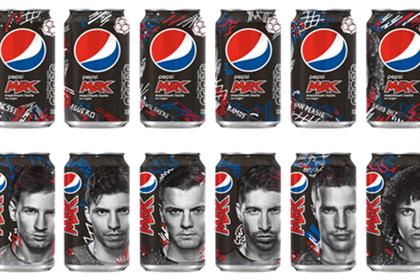 Pepsi: rolls out World Cup activity