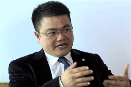 WeChat: SY Lau, president at Tencent Online Media Group and senior executive VP at Tencent Holdings