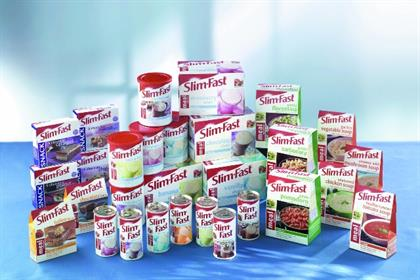 Unilever continues portfolio 'reshaping' with Slim-Fast sale