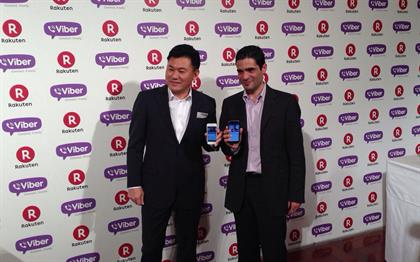 Rakuten: e-commerce company buys Viber