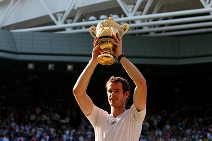 Andy Murray's Wimbledon victory