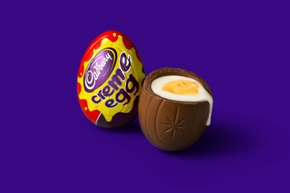Cadbury Crème Egg: social media activity reversed the decline in sales