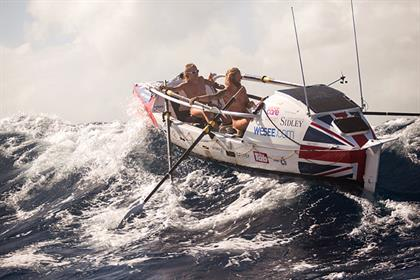 Duracell short film captures epic Transatlantic rowing record