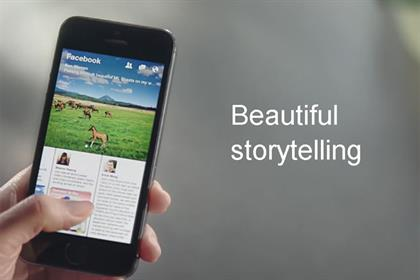 Facebook Paper: newest Facebook app