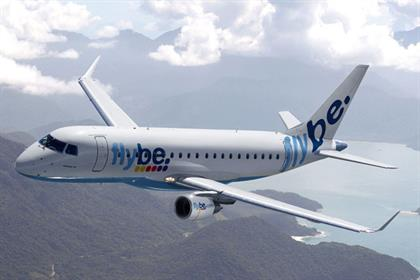 Flybe: marketing director Simon Lilley to leave ariline (photo credit: Flybe)