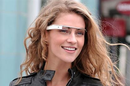 Google Glass: software update now enables wearer to take pictures by winking