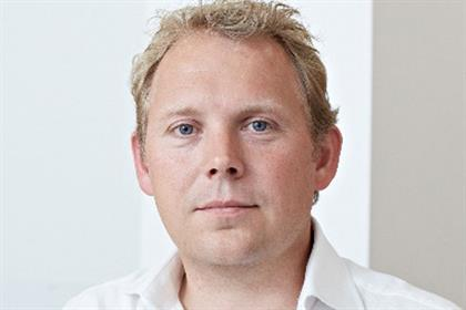 Dominic Collins: leaves EE to become Legal and General's chief marketing officer