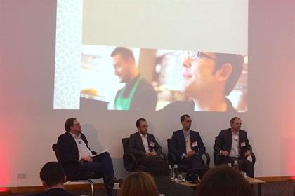Mobile 2014: panellists discussing mobile strategy for brands