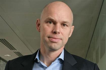 Andrew Morley: leaves Motorola after seven years