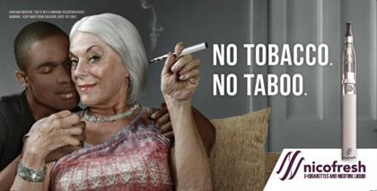 Nicofresh: ASA bans ad over race and age issues