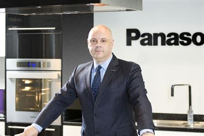 Simon Parkinson: Panasonic's marketing director