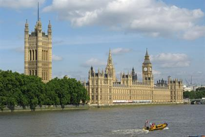 Houses of Parliament: MPs admit political parties lag behind in using social media